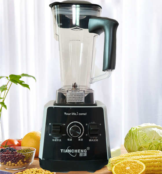 1800W Commercial Blender Meat grinder Mixer Powerful 1.6L Food Smoothie Fruit Blender juicer