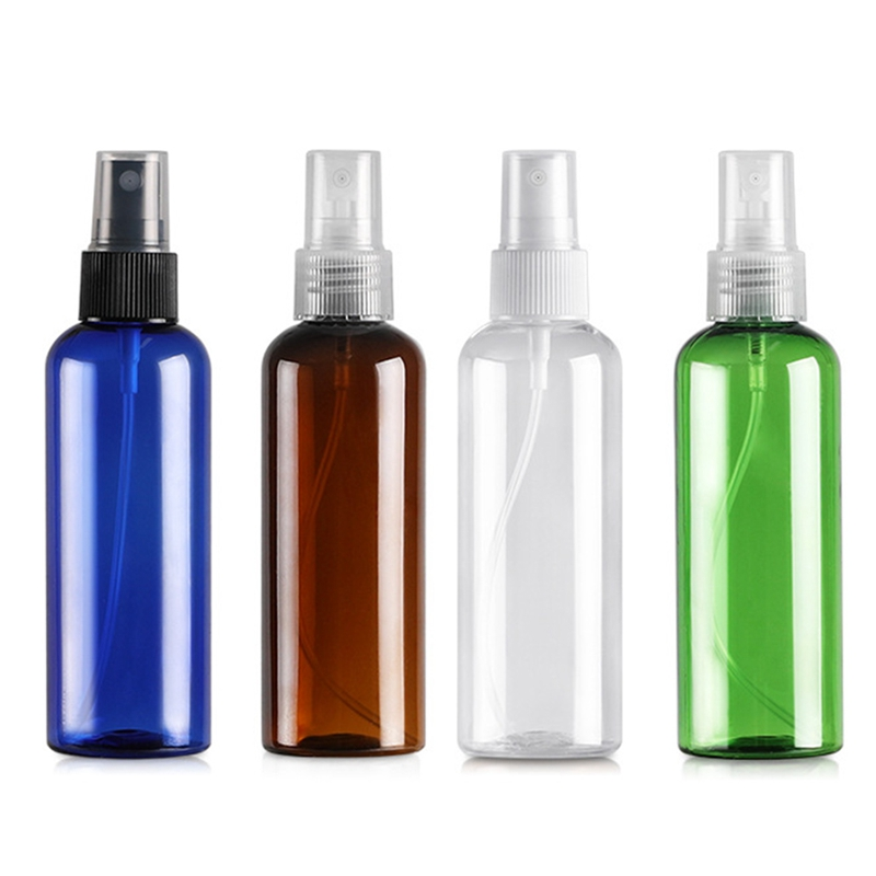 Myer Perfume Refill: 1pcs Convenient To Carry Small Plastic Spray Refillable Bottles Perfume Bottle Water Spray