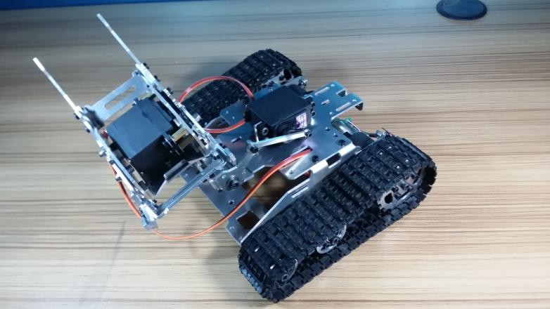 Tank chassis (4)
