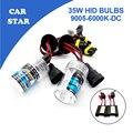 Free shipping 9005 Xenon HID Kit 35W 6000K Slim DC Ballast Car Headlight Replacement Lamp For Benz Mazda3 VW Passat Audi A4 B5