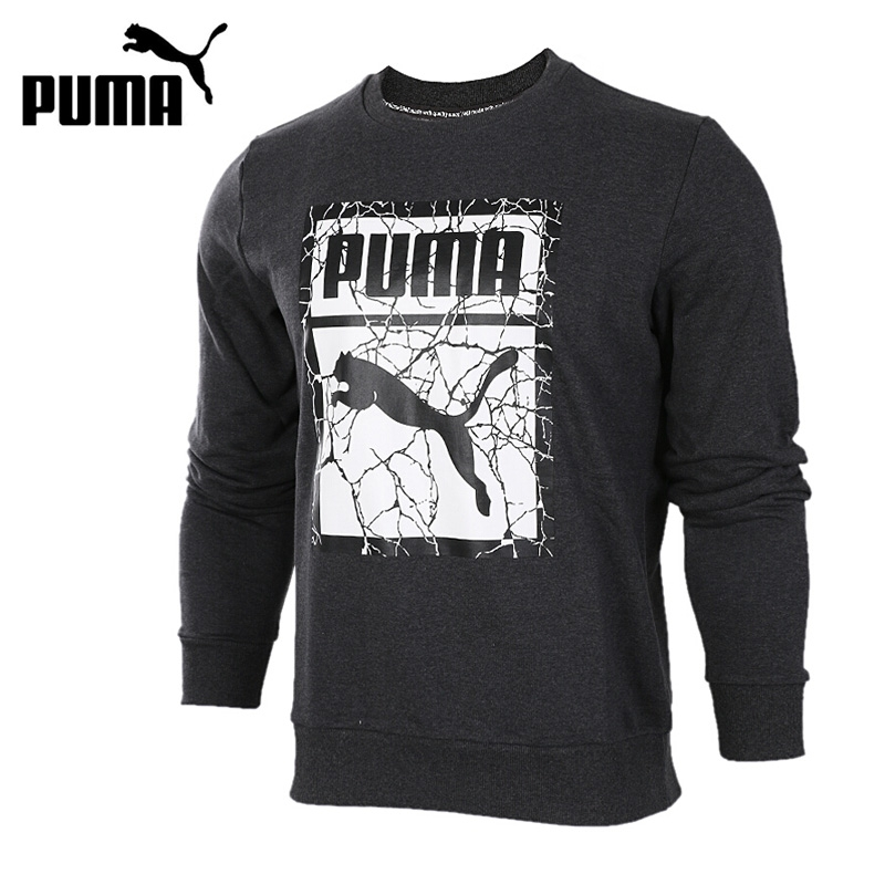 Original New Arrival 2017 PUMA Archive Graphic Crew  Men's  Pullover Jerseys Sportswear недорго, оригинальная цена