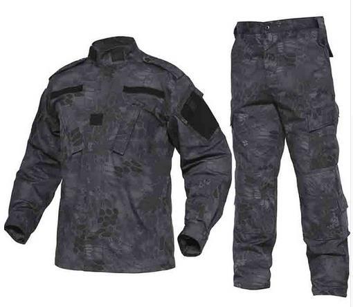 1923 Desert & Jungle Outdoor Camouflage Uniform Tactical Military Uniform Combat Hunting Suit BDU Training Jacket and Pant hot sale gen2 official tactical military training uniform combat clothing pant