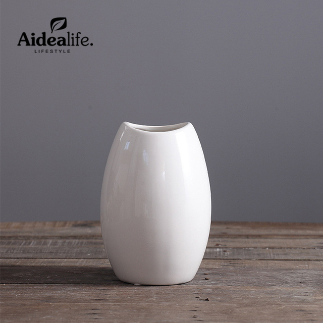 modern white vases abstract ceramic art vases for centerpieces for
