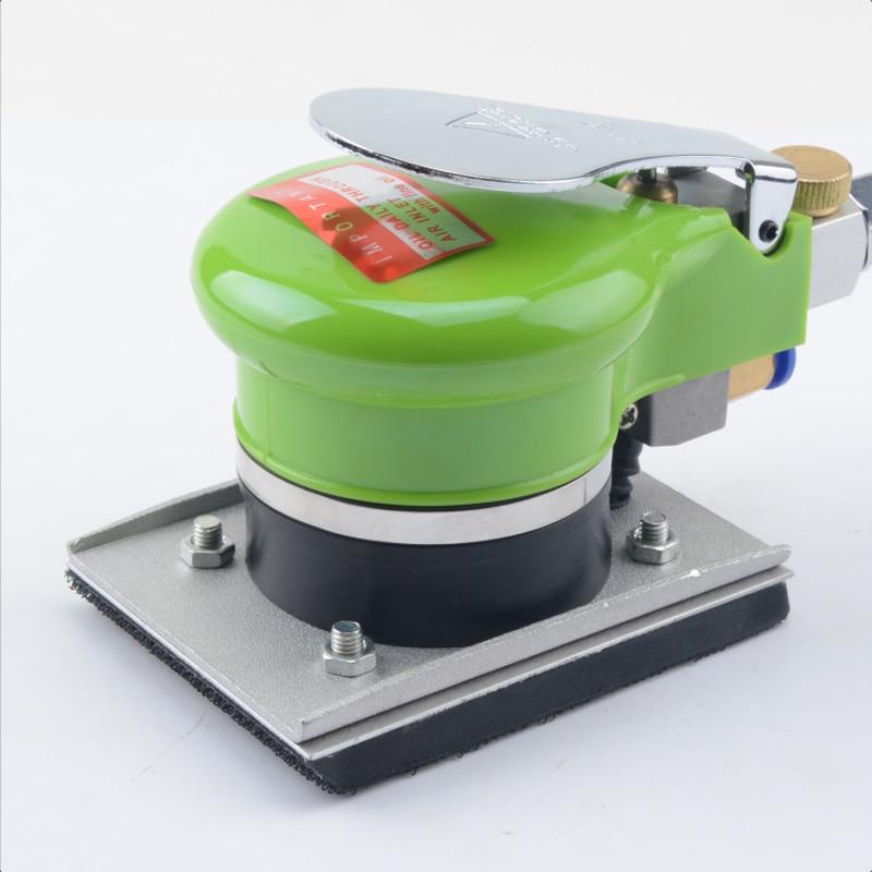 Pneumatic Tools 75*100mm Rectangular Pneumatic Water Mill Polishing Machine Water Injection Sanding Machine  Tools