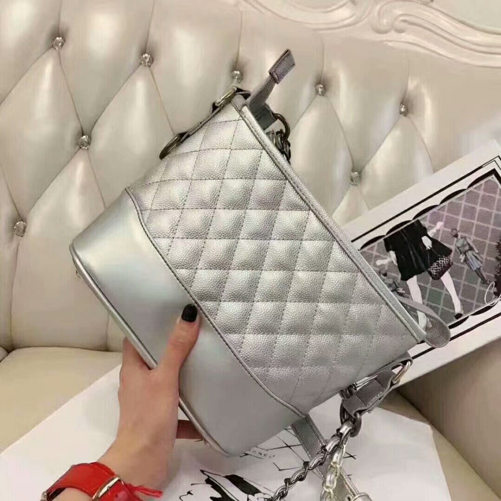 a914235a74 Women Handbags 2018 Genuine Leather cc Channel bag Solid Shoulder Bags  luxury italian style brand famous designer bags - aliexpress.com - imall.com