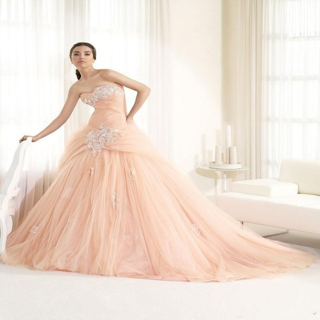 2015 Vogue Red Chiffon Singapore Bridal Gown Hot Sale Garden Elegant ...