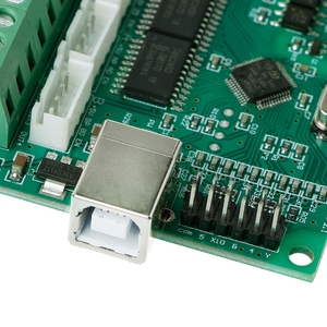 Image 4 - CNC USB MACH3 100Khz Breakout Board 5 Axis Interface Driver Motion Controller