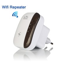 Wireless-N Wifi Repeater 802.11n/b/g Wi Fi Router 300Mbps Wi-fi Signal Amplifier Range Expander Signal Boosters Wps Encryption(China (Mainland))