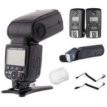 Meike MK-910 i-ttl HSS HSS TTL Disparador de Flash para Nikon Speedlight de Destello + RC10N