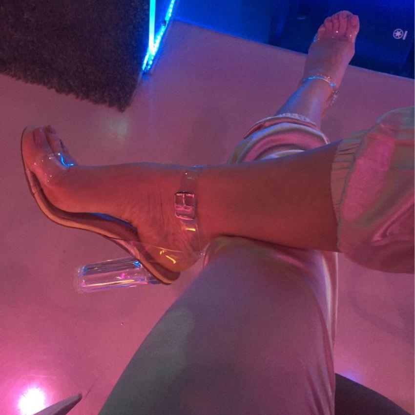 2017 Shoes woman summer fashion women sandals sexy peep toe ankle strap high heel sandals sandalias women shoes summer women sandals 2017 peep toe gold silver roman sandals shoes platform brand creepers woman sandalias size 43