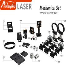 CO2 Laser Metal Parts Transmission Laser head Mechanical Components for DIY CO2 Laser Engraving Cutting Machine стоимость