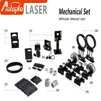 CO2 Laser Metal Parts Transmission Laser head Mechanical Components for DIY CO2 Laser Engraving Cutting Machine