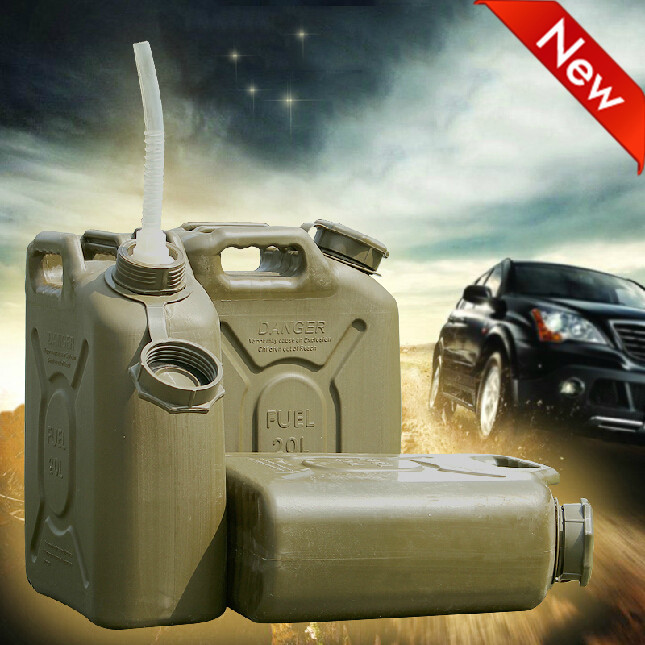 20l PVC Petrol Tank 5 Gallon Fuel Cans Jerrycan Oil Gasoline Container Bucket Military Use Explosion Proof High Quality evaluating transesterified waste vegetable oil for use as fuel
