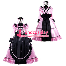 Uniform bloqueável maid Sissy
