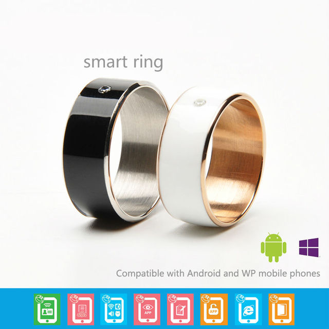 Smart Ring 2 smartwearable device Multifunction Magic Ring for Samsung Xiaomi HTC LG for NFC Android WP Mobile phones