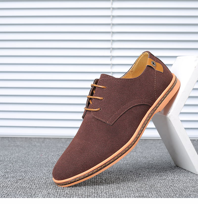 HTB1EfsMX8Kw3KVjSZTEq6AuRpXaC VESONAL Brand 2019 Spring Suede Leather Men Shoes Oxford Casual Classic Sneakers For Male Comfortable Footwear Big Size 38-46