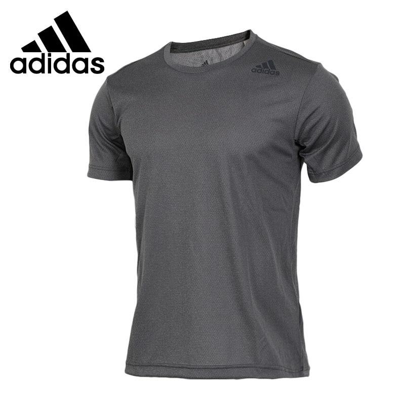 Original New Arrival 2018 Adidas FreeLift CL Men's T-shirts short sleeve Sportswear new time cl е830