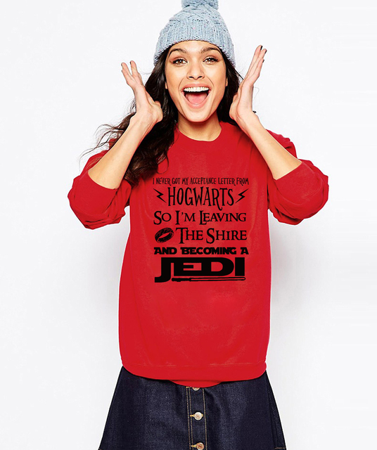 I Never Got My Acceptance Letter Women Sweatshirt