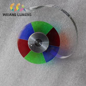 Projector Dichroic Color Wheel Fit for Optoma HD83 HD82 Symmetrical Color Separation