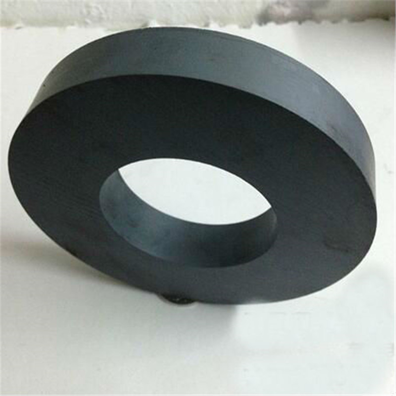 Zion 1pcs dia80x15 mm hole40mm ferrite ring magnet Y30 round ferrite magnet 80*15-40mm extreme working temperature 250 Celsius ring ferrite magnet 3pcs pack dia60 32x10mm 60 10 32mm black magnet