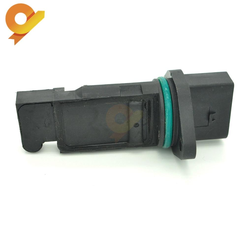 Mass Air Flow Meter MAF Sensor For VW Volkswagen Passat Jetta Golf Audi TT A4 Quattro 1.8T 2000-2001 06A906461D 0280218032