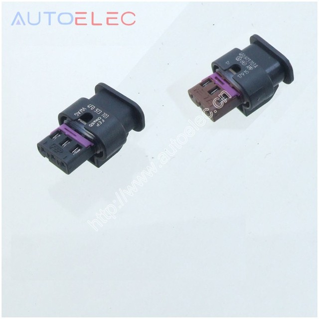 aliexpress com buy 3pin 4f0973703 4f0973703a with terminals rh aliexpress com wiring loom connector kit wiring loom connectors uk
