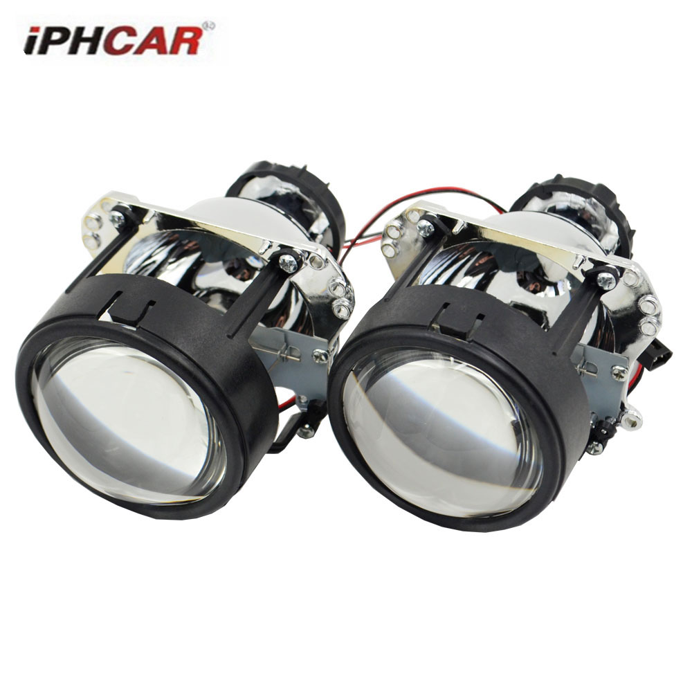 2.5inch d2s d2h Bi xenon hid Projector lens car assembly kit 2.5 2.8 3.0 inch size hella 5 light function car styling Modify new m803 2 5 car motorcycle universal headlights hid bi xenon projector kit and m803 hid projector lens for free shipping