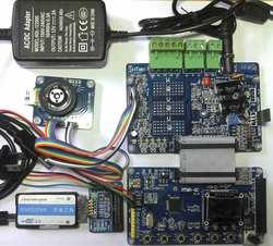 STK-STM8 бесщеточный электродвигатель постоянного тока контроллер бесщеточного двигателя постоянного тока мотор макетная плата комплект