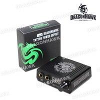 Top Kwaliteit Mini Tattoo Power Box LCD Voor Tattoo Machine Dragonhawk Tattoo Voeding