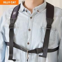 Adult cozy Metal hook Sax Strap Saxophone Shoulders Correa Soft Saxphone Harness for Alto Tenor Soprano