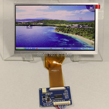7inch LVDS lcd panel AT070TN92 800*480+LVDS-TTL Tcon board=7inch lcd panel with LVDS interface