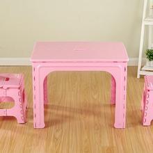 Детский стол. Детский Пластиковый складной стол и Набор стульев