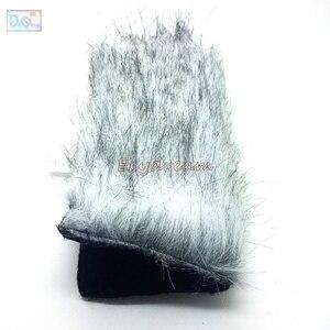 Профессиональный открытый пыльный микрофон пушистая крышка ветровое стекло муфта для RODE VIDEOMIC микрофон Deadcat ветровой щит