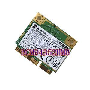 Image 2 - AzureWave AW CE123H BCM4352 BCM94352HMB media Mini PCIe pci express 802.11AC 867Mbps tarjeta inalámbrica WIFI WLAN Bluetooth