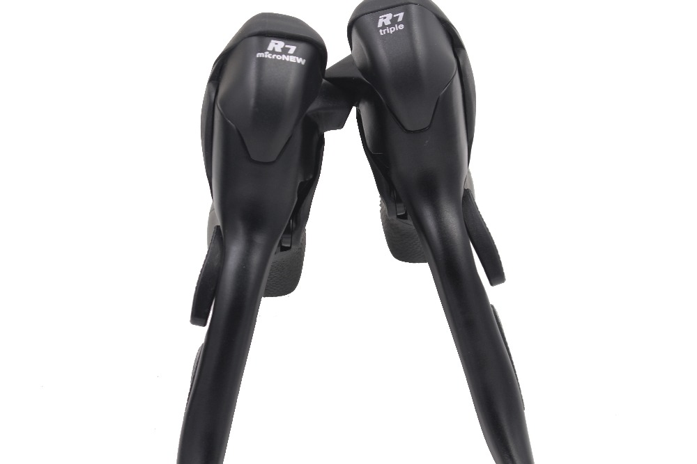 For Microshift STI Road Bike Shifters Double Trip 2 7 3X7 Speed Lever Brake Bicycle Derailleur