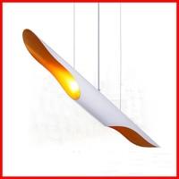 A1 Designer creative bamboo Pendant Lights cafe bar hotel bedroom restaurant simple modern personality Pendant lamps FG591
