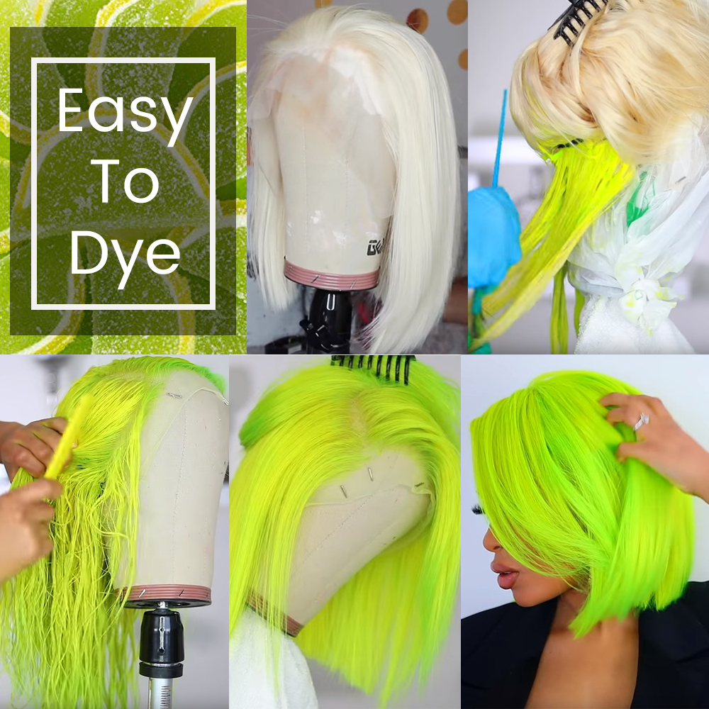 easy to dye