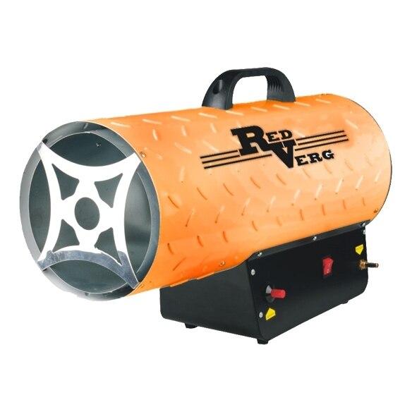 лучшая цена Gun heat gas RedVerg RD-GH50 (overheating protection, stabilization system flame)