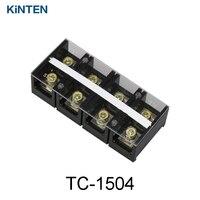 TC 1504 Fixed Terminal Block High Current Terminal Block Connector 150A 4P Copper Parts