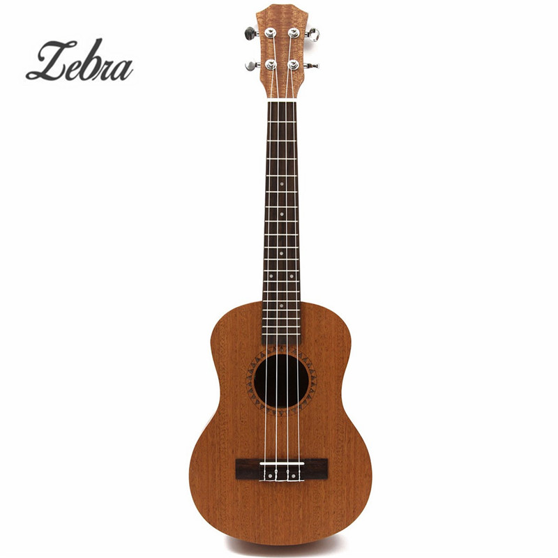 Free shipping 26 Inch 18 Fret Tenor Cutaway Acoustic Guitar Ukulele Hawaii Guitarra Music Instrument Ukelele Promotion tenor concert acoustic electric ukulele 23 26 inch travel guitar 4 strings guitarra wood mahogany plug in music instrument