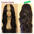 Fashionable Brazilian Wavy U Part Wigs Hotselling U part Human Hair Wigs,U Part Wig Virgin Hair wavy middle Part For Black Women