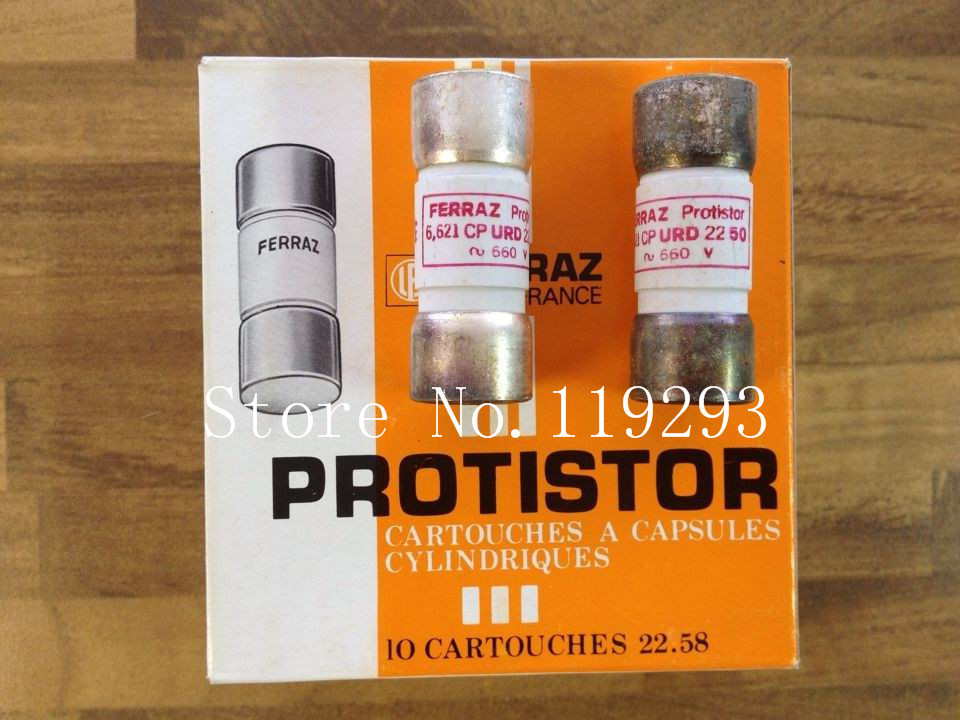 [SA]France FERRAZ Farley 6621 CP URD2250 PROTISTOR 660V50A 22X58 fuses цена