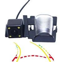 مسارات مسار ديناميكية ذكية لكاميرا الرؤية الخلفية للسيارة Jeep Wrangler 2007 2008 2009 2010 2011 2012 2013 2014 2015 2017 -في كاميرا مركبة من السيارات والدراجات النارية على