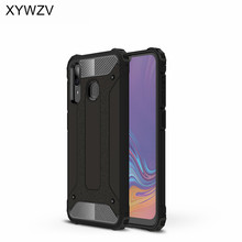 For Samsung Galaxy A30 Case Shockproof Armor Rubber Hard Phone Cover Fundas