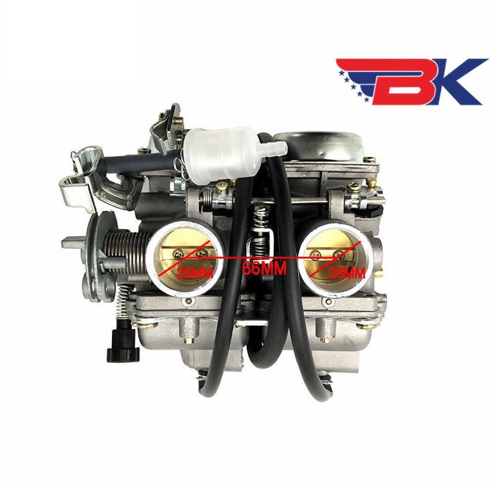 small resolution of twin cylinder carburetor for honda rebel 250 cmx250 ca cb250 cbt125 cb125t carb