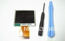 FREE SHIPPING! LCD Display Screen for SONY S650 for OLYMPUS FE-15 Digital camera