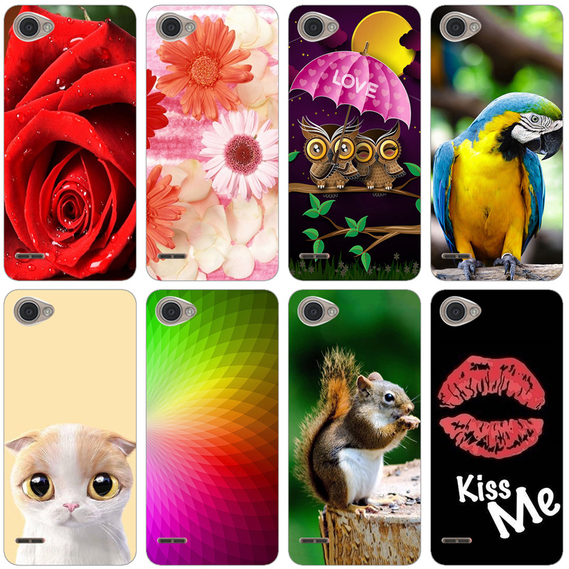 Caseriver FOR Capa LG Q6 Case Cover Soft Silicone FOR Capa LG Q6 Plus X600 /Alpha M700 Back Protective FOR Funda LG Q6A Case