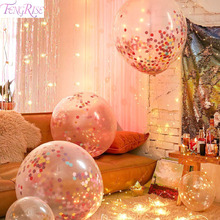 FENGRISE Birthday Party Decorations Kids Baloon Baloons Giant Big Balloons Ballons Decoration Globos