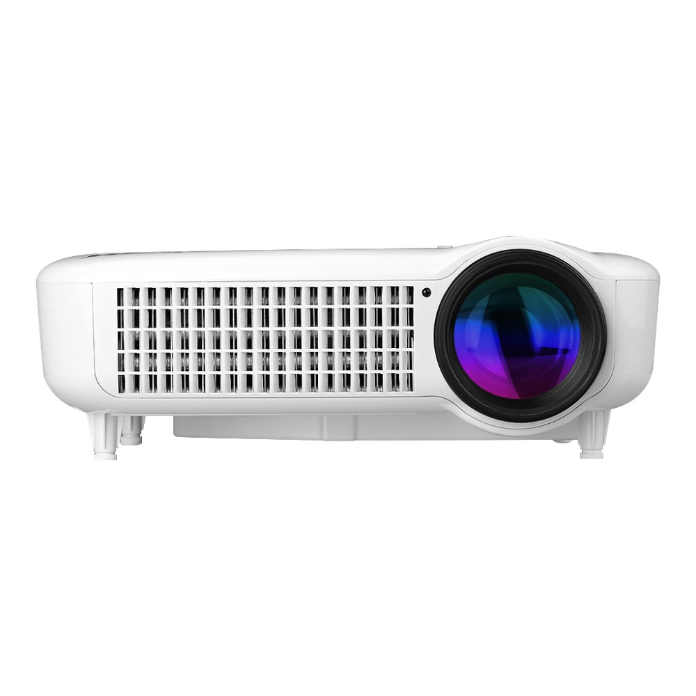 260 Multimedia 3000 Lumens Hd Led Projector Home Theater: Hot Sale! Hot Sale LED5018 3000Lumens HD Multimedia LED