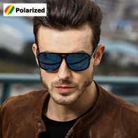 JackJad 2020 moda cuadrado clásico De Aviador gafas De Sol polarizadas conducción De los hombres De diseño De marca, gafas De Sol, gafas De Sol De A523